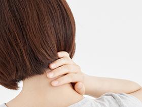 筋肉や関節からくる痛み